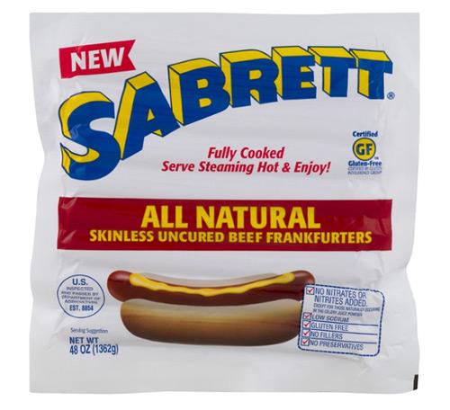 Sabrett Hot Dogs Wholesale