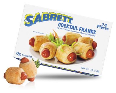 Hot Dogs Sabrett Hot Dogs